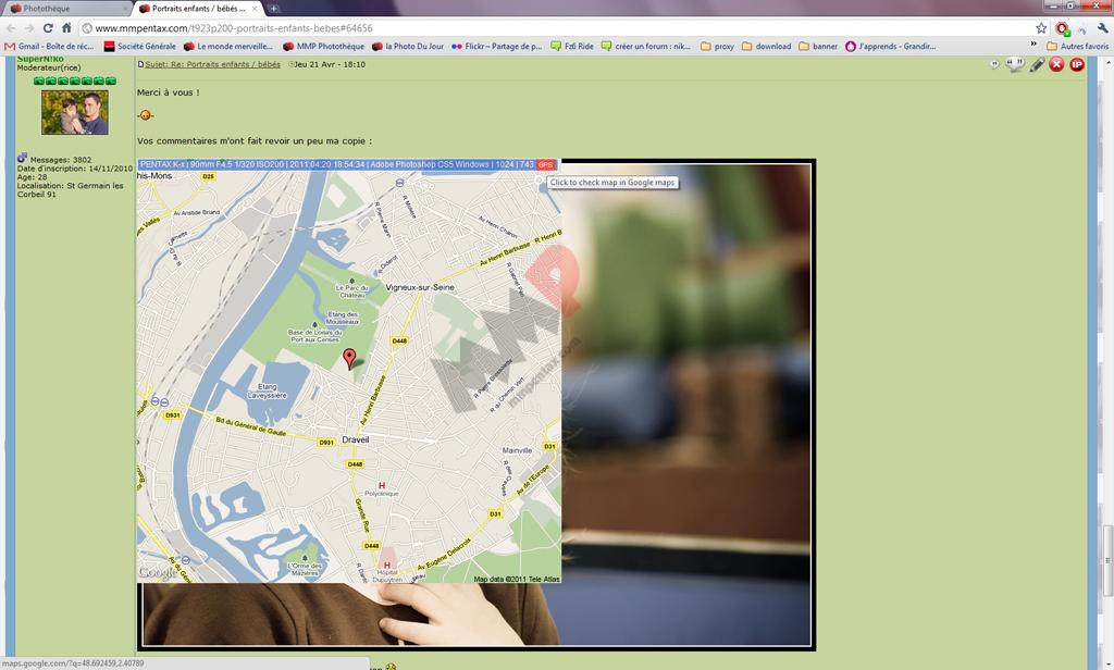Geotagger ses photos grâce à son smartphone Geotag_13